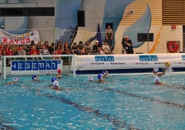 Kwartfinale KNZB beker: Dames 1 uitgeschakeld, Heren 1 in halve finale.