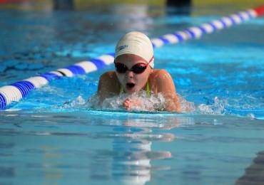 Zwemtraining kerstvakantie 2015