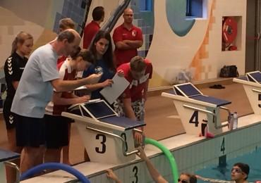 Cursus ass-zwemtrainer gestart