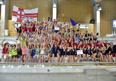 Succesvol Nederlands Kampioenschap onder de 9 in Nijverdal