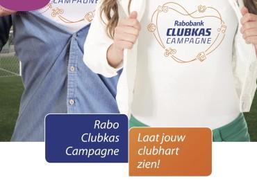 Stem: Wij doen mee aan de Rabo Clubkas Campagne!