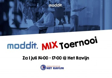 Moddit Mixtoernooi