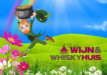 Steun ons via de Sean O'Hara Sponsoractie van het Wijn & Whiskyhuis!