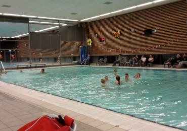 Waterfun, GEEN training op 30 mei en 1 juni