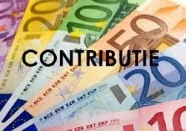 Contributie 2019