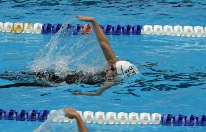 Zwemtrainingen tijdens de herfstvakantie