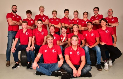 Jongens onder 17 Nederlands kampioen!
