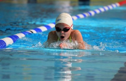 Zwemtrainingen in de kerstvakantie