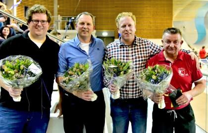 ZPC Het Ravijn huldigt zijn 30-jarige jubilarissen