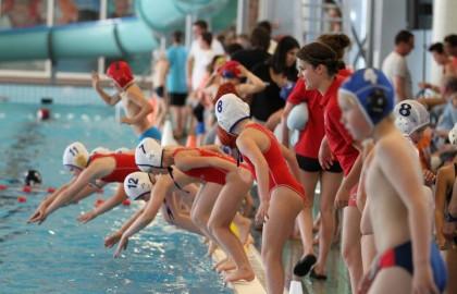 Teamindeling Jeugd Waterpolo seizoen 2018-2019