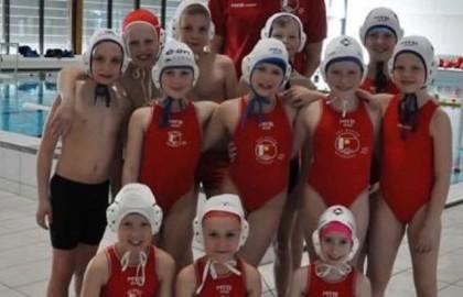 NK Waterpolo onder de 9 dit weekend in Nijverdal!