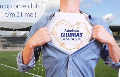 ZPC Het Ravijn doet mee aan de Rabo Clubkas Campagne!