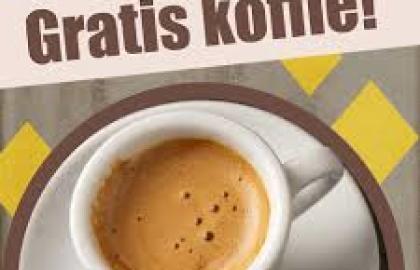 Gratis koffie bij wedstrijden Dames- en Heren 1: zaterdag 26 januari 2019